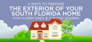5 ways to prepare the exterior of your home